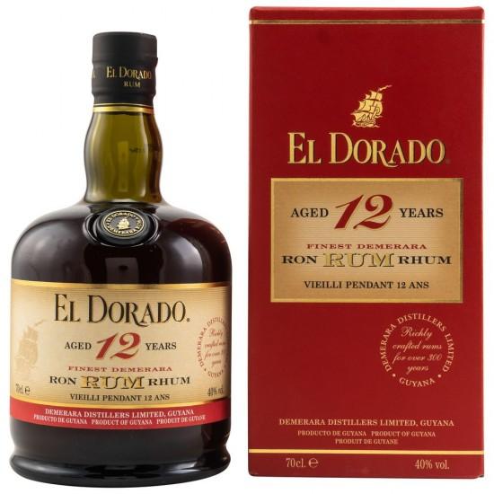 El Dorado 12 Jahre Rum