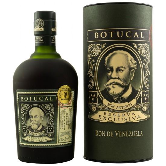 Botucal (Diplomatico) Reserva Exclusiva 40 % Vol.-0,70L