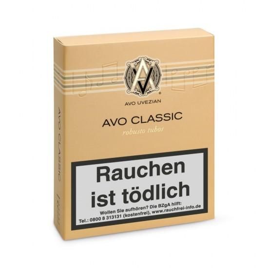 AVO Classic Robusto Tubos - 4er