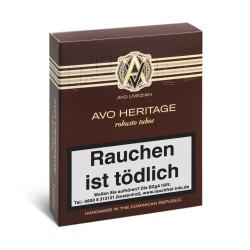 AVO Heritage Robusto Tubos - 4er