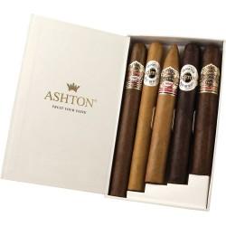 Ashton 5 Cigar Assortment - 5er