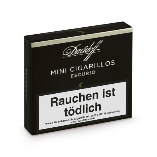 Davidoff Mini Cigarillos Escurio - 20er