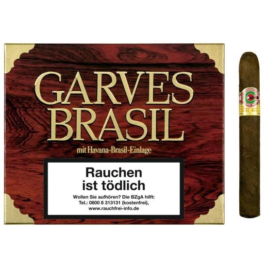 Garves Brasil Coronas Mahagoni - 25er
