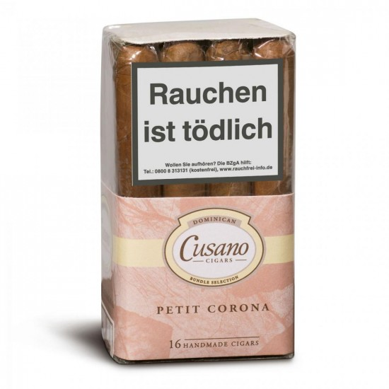 Bundle Cigars by Cusano Petit Corona - 16er