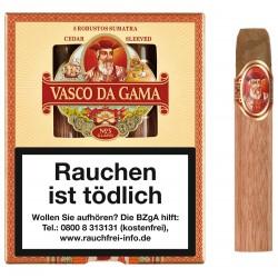 Vasco da Gama Robusto Sumatra - 5er