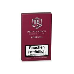 Private Stock Mediumfiller Robusto - 4er