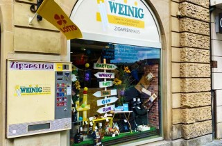 Zigarrenhaus Peter Weinig in Bamberg