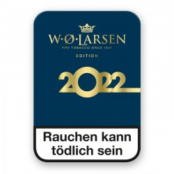 W.O. Larsen Edition 2022 100g