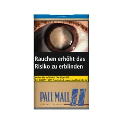 Pall Mall Authentic Tobacco Blue XL