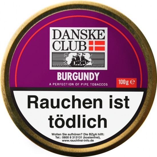 Danske Club Burgundy