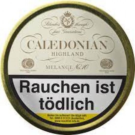 Caledonian Highland Cream 50 gr.