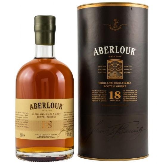 Aberlour 18 year
