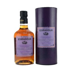 Edradour 17 Years Old Bordeaux Cask Finish 1999