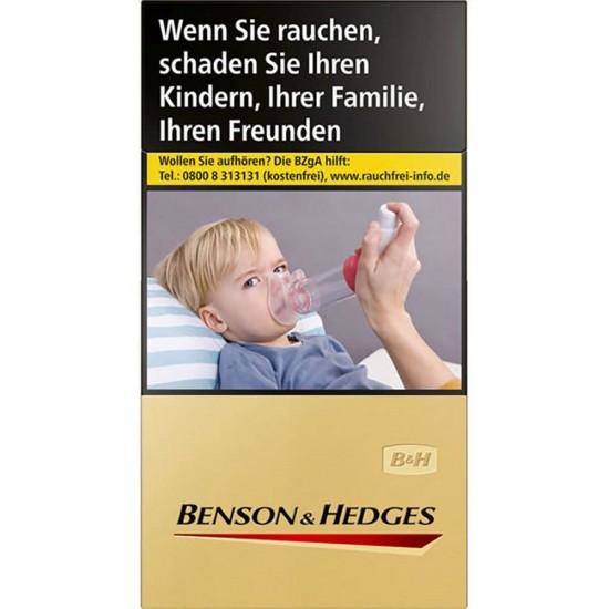 Benson & Hedges Gold Long
