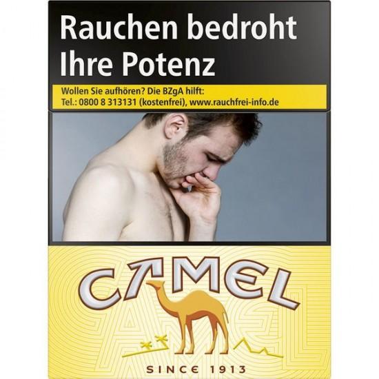 Camel Yellow Filter L-Box