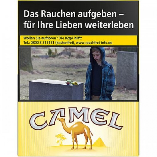 Camel Yellow Filters XXXXL