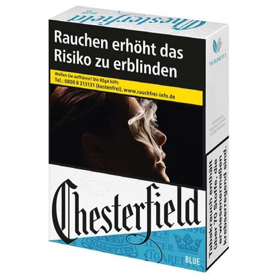 Chesterfield Blue L-Box