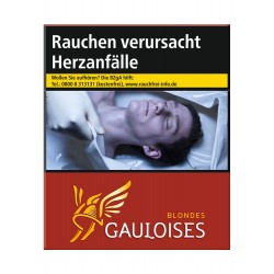 Gauloises Blondes Rot 3XL
