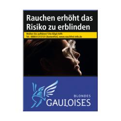 Gauloises Blondes Blau XXL