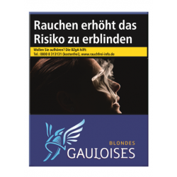 Gauloises Blondes Blau 4XL