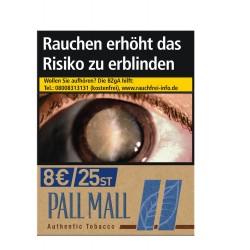 Pall Mall Authentic Blau XL