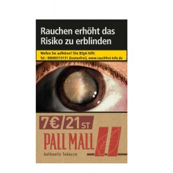Pall Mall Authentic Rot L