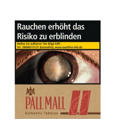 Pall Mall Authentic Rot 3XL