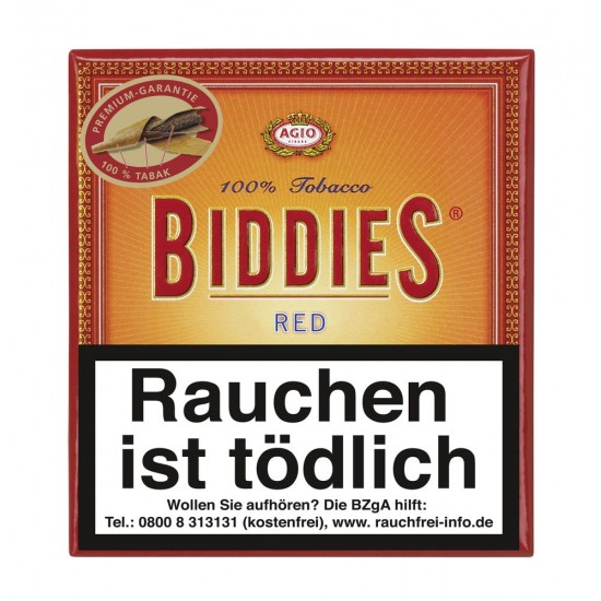 Biddies Red - 20er