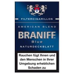 Braniff Naturdeckblatt Blue 10