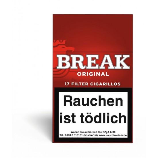 Break Original Filter Zigarillos - 10