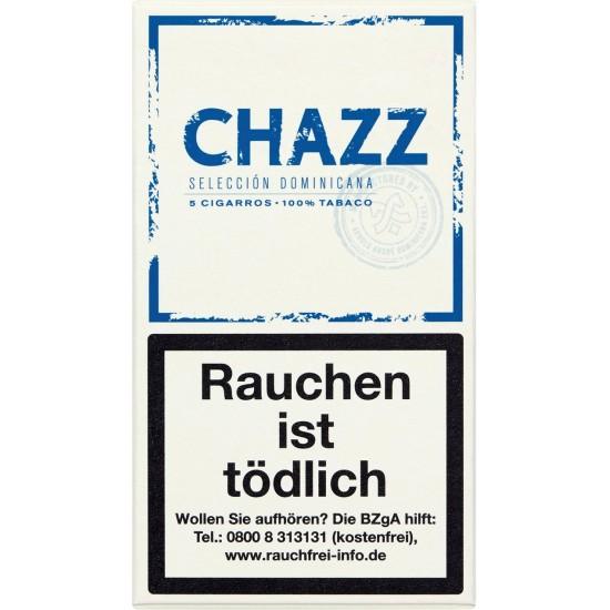 Chazz Seleccion Dominicana Cigarros