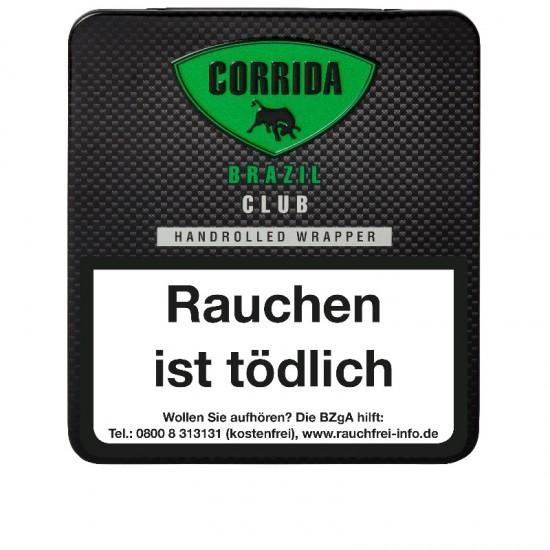 Corrida Brazil Club Cigarillos - 10er