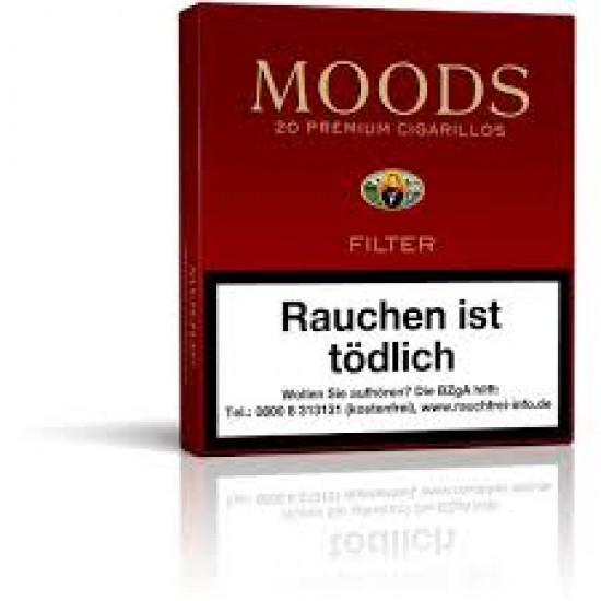 Dannemann Moods Filter - 20er