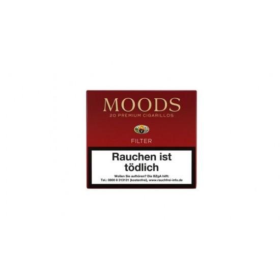 Dannemann Moods ohne Filter - 20er