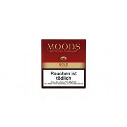Dannemann Moods Filter Gold