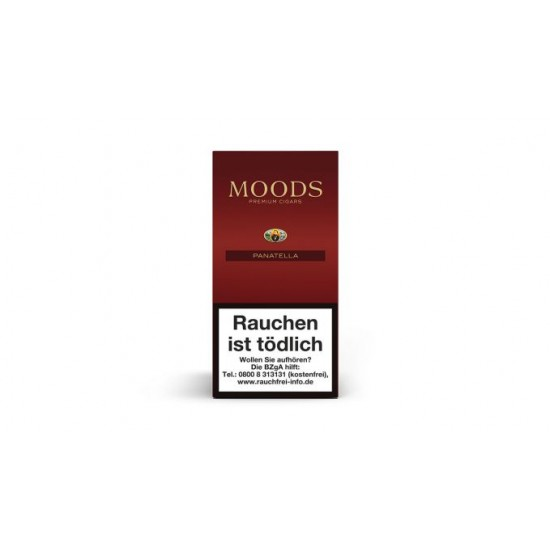 Dannemann Moods Tubos - 4er