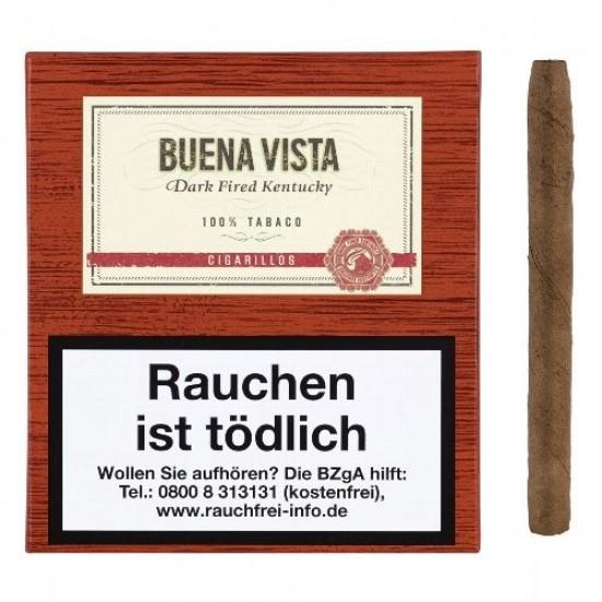 Buena Vista Dark Fired Kentucky Cigarillos - 20er