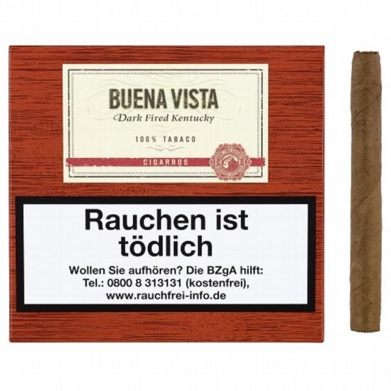 Buena Vista Dark Fired Kentucky Cigarros - 10er