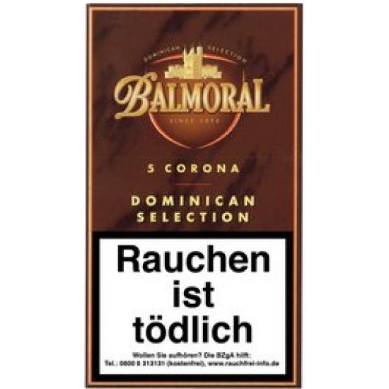 Balmoral Dominican Selection Corona