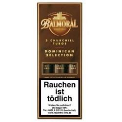 Balmoral Dominican Selection Churchill Tubos