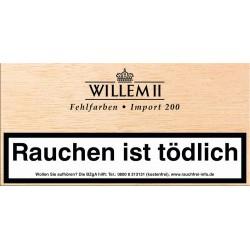 Willem II Fehlfarben Import 200 Sumatra