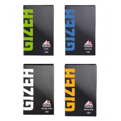Gizeh Black Papers mit Magnet